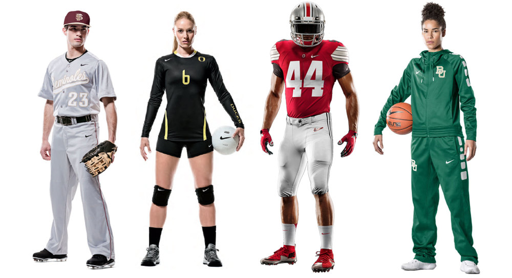 Sports Apparel – Pick Your Team and Show Your Colors!