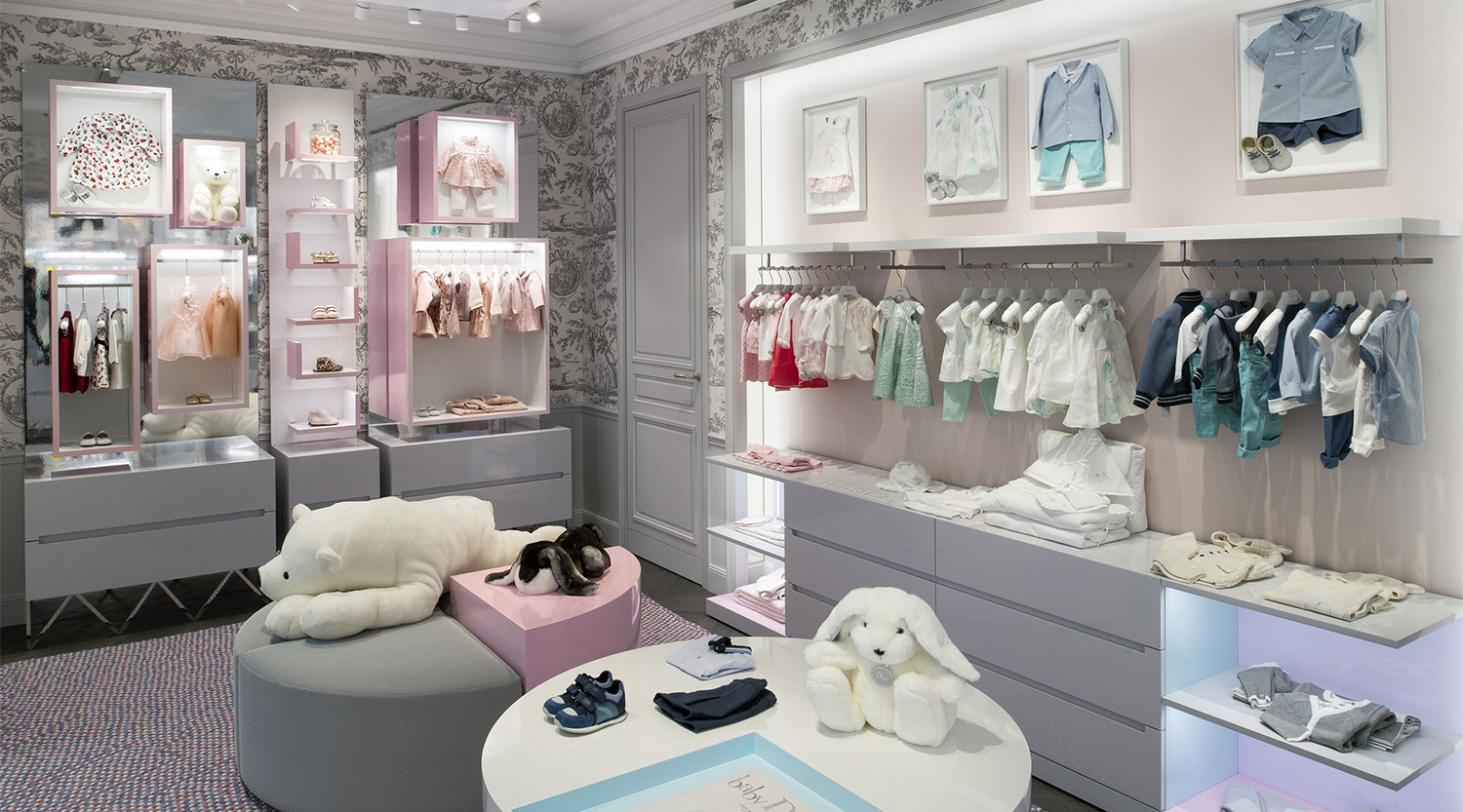 Find Terrific Gifts in a Baby Clothing Boutique